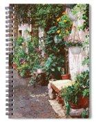 La Panca Di Pietra Spiral Notebook