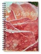 La Petite Rose Spiral Notebook
