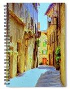 La Piccola Strada Spiral Notebook