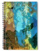 La Playa Spiral Notebook