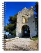La Poterne In Allauch Spiral Notebook