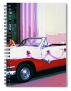 La Princesa Spiral Notebook