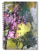 La Provence 01 Spiral Notebook