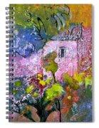 La Provence 04 Spiral Notebook