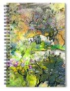 La Provence 07 Spiral Notebook