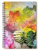 La Provence 12 Spiral Notebook