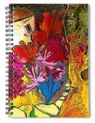 La Provence 15 Spiral Notebook