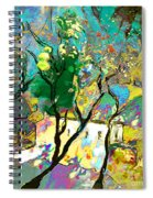 La Provence 16 Spiral Notebook