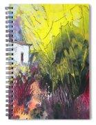 La Provence 18 Spiral Notebook