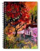 La Provence 22 Spiral Notebook