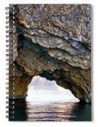 La Roca Foradada - Of L'estartit Spiral Notebook
