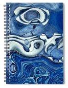 La Tempete - S02a302d Spiral Notebook