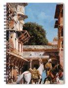 La Torre Bianca Spiral Notebook