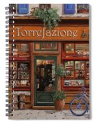 La Torrefazione Spiral Notebook