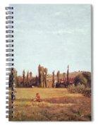 La Varenne De St. Hilaire Spiral Notebook