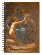 La Vierge Consolatrice Spiral Notebook