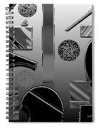 Lab Class Spiral Notebook