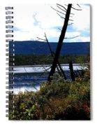 Labrador Pond Spiral Notebook