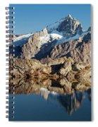 Lac Lerie - 001 Spiral Notebook