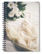 Laced Underwear Spiral Notebook