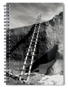Ladder To The Sky Spiral Notebook