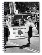 Ladies Auxiliary Of East Durham Spiral Notebook
