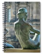 Ladies By The River Spiral Notebook