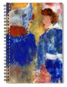 Ladies Day Out Spiral Notebook