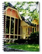 Ladies Library Brewster Ma Spiral Notebook