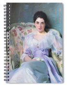 Lady Agnew Spiral Notebook