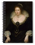 Lady Alethea Talbot, Countess Of Arundel Spiral Notebook