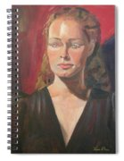 Lady Ann Spiral Notebook