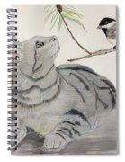 Lady Bug Lady Bug Spiral Notebook