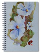 Lady Bugs Spiral Notebook