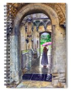Lady Chapel Spiral Notebook