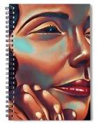 Lady Coretta Spiral Notebook