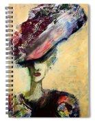 Lady Diana Spiral Notebook