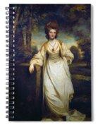 Lady Elizabeth Compton Spiral Notebook