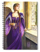 Lady Ettard Spiral Notebook