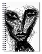 Lady Ink Spiral Notebook