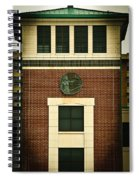 Lady Justice Of The New Century Spiral Notebook