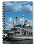 Lady Of The Lake Wisconsin Spiral Notebook
