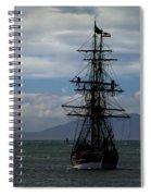 Lady Washington-1 Spiral Notebook