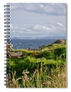 Lady's Tower Spiral Notebook