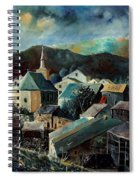 Laforet Village  Spiral Notebook