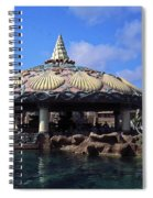 Lagoon Bar And Grill Spiral Notebook