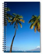 Lahaina, Five Coconut Tre Spiral Notebook