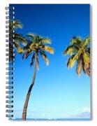 Lahaina Palms Spiral Notebook