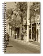 Laid Back Key West Spiral Notebook