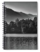 Lake Bled Rower - Slovenia Spiral Notebook